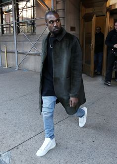 Kanye West - The 25 Most Influential People in Sneakers Right Now | Complex UK