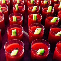 This is your early morning wake up call if you are joined by us here @dailyfoodco ... The perfect hangover cure #bloodymaryshooters for your next pre or post celebration... #weddingbreakfast #geelongweddings #bellarinepeninsula #dailyfoodco #weddings #bloodymary #cocktails #geelong #catering by dailyfoodco http://ift.tt/1JO3Y6G