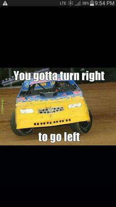 Dirt trackin'