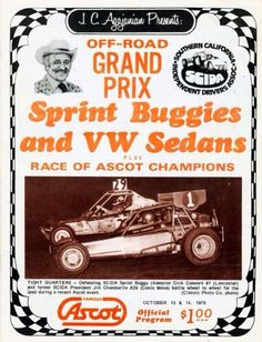 J.C. Agajanian promoted both the Pikes Peak Hill Climb and Ascot Speedway. Dick Conners raced his N/D at both.