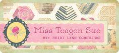 Miss Teagen Sue Collection