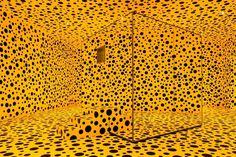 Yayoi Kusama, In Infinity