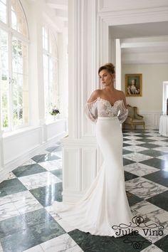 Sexy Julie Vino Bridal Collection 2014-2015 - Be Modish - Be Modish