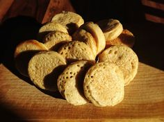Mrs C's Recipe Corner: Good Old-Fashioned Crumpets