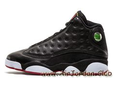 An Original Colorway Of The Air Jordan 13 From Michael Jordan Wore This Black Leather Version During The Nba Playoffs, Hence The Nickname. This Is An Essential Colorway Of The Thirteenth Air Jordan That No Collector Can Do Without. Jordan 13 Playoffs, Nba Playoffs, Sneakers Fashion, Fashion Shoes, Mens Fashion, Fashion Outfits, Reebok, Baskets, Nike Shoes