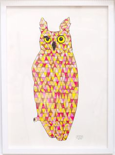 Owl by Andy Macgregor