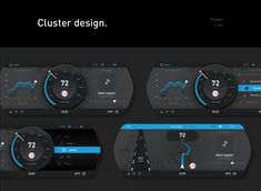 As a group of we were asked to redesign the overall Tesla interface, including the App, the Cluster, the Watch app, the dashboard… We had to pick a brand that would partner with Tesla for a new model. We picked GoPro. Web Design, App Ui Design, Dashboard Ui, Dashboard Design, Car App, Urban Electric, Ui Components, Display Design, Interactive Design