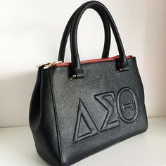 Call us Today! Delta Sigma Theta Apparel, Alpha Kappa Alpha, What Is A Delta, Delta Girl, Sorority And Fraternity, Sorority Life, Greek Life, Bago, Shoulder Bag