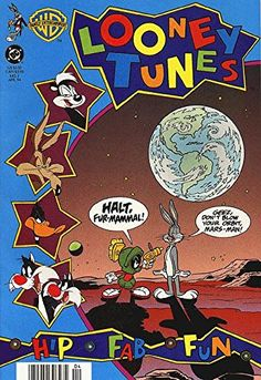 Looney Tunes (1994 series) #1 @ niftywarehouse.com #NiftyWarehouse #Geek #Fun #Entertainment #Products