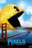 Pixels Poster.