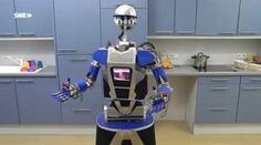 Roboter im Haushalt - voll im Trend - Sehen Sie dazu eine Reportage bei HOTELIER TV: http://www.hoteliertv.net/high-life/roboter-im-haushalt-voll-im-trend