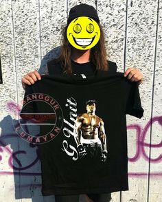 rare hot Vintage 50 Cent G-Unit T-Shirt gildan 100% cotton newstock 7a2896690