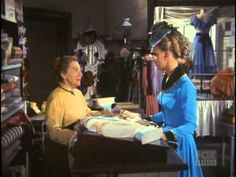 Bonanza-The Cartwright Family- Because You Loved Me - YouTube