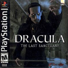 Dracula 2: The Last Sanctuary is a 2000 point-and-click adventure video game developed by Wanadoo and Canal+ Multimedia, and published by DreamCatcher Interactive for Microsoft Windows and Mac OS. In 2002, it was ported to the PlayStation