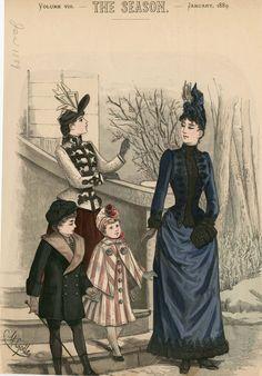 The Season 1889