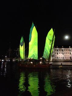 Amsterdam Light Festival. Amsterdam, December 2013.