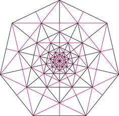 see through geometry vertices effect - Google Search