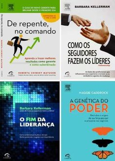 Combo, Kit Liderança em Administração e RH - ISBN 9788535235678