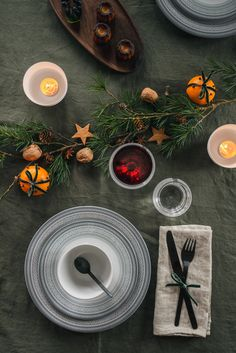 Get the Nordic Christmasfeeling With the iconic Marius tableware