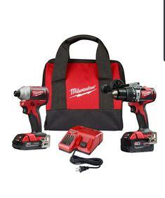 Milwaukee 2902-20 M18  Brushless Li-Ion  Hammer Drill USED