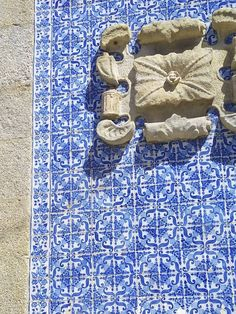 Portugal. Vouzela, Igreja da Misericórdia. Azulejo séc. XVIII. foto lp