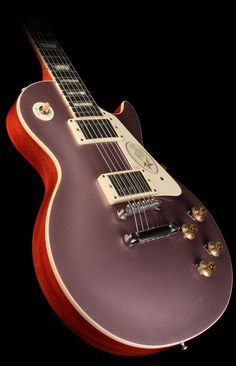 Gibson Custom Shop '58 Les Paul VOS Electric Guitar Heather