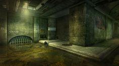 Sewer, artwork
