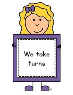 CLASS RULES/AFFIRMATIONS POSTERS (CHILDREN HOLDING SIGNS) - TeachersPayTeachers.com