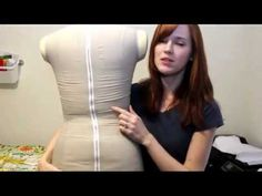 ▶ My experience with the Uniquely You Dressform - YouTube  | Great Video to see you're getting into before purchasing.  If you can adjust the cover to fit your body, this dress form may be the solution you're seeking!