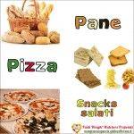 Punti Weight Watchers Pane Pizza e Snack salati, Mangia senza Pancia