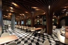 Jordan Road Restaurant & Bar / CAA