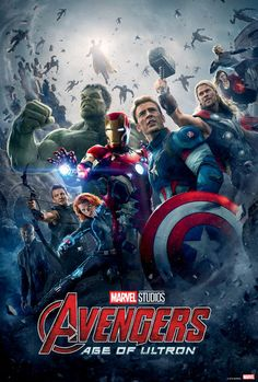 The official Marvel movie page for Avengers: Age of Ultron. Learn all about the cast, characters, plot, release date, & more! Marvel Avengers Comics, Avengers Age, Marvel Art, Marvel Movies, Roger Moore, Jane Seymour, Funny Video Movie, 300 Movie, Avengers Tattoo