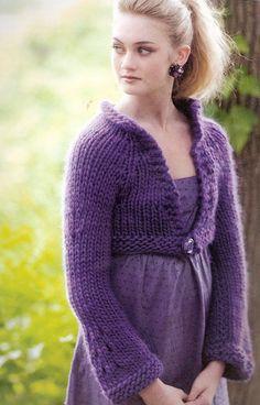 """Great Sweater pattern by Stefanie Japel . Make it in a weekend. Free pattern on Ravelry - """"Better Sweater"""""""