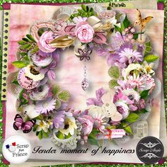 Tender Moments of Happiness by Scrap'Angie http://scrapfromfrance.fr/shop/index.php?main_page=product_info&cPath=88_240&products_id=7538