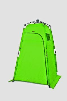 """RELIANCE SHOWER PRIVACY SHELTER  - The Reliance Shower/Privacy Shelter System is a great unit with a spacious 50""""x50""""x80"""" interior. The quick setup mechanism allows you to setup (or dismantle) the unit in under 2 minutes. The polyester material is lightweight yet durable, and water proof."""
