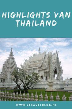 Ik heb mijn highlights van Thailand voor je op een rijtje gezet, lees je mee? #bangkok #chiangmai #chianrai #kanchanaburi #thailand #azie #asia #jtravel #jtravelblog