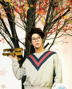 Taemin 2013 Calendar