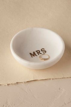 Marbled Mrs. Ring Dish