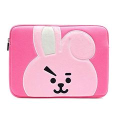 BTS (防彈少年團) x Line Friends Official Character Enamel Pouch Exo Shop, Laptop Pouch, Bts Clothing, Kpop Merch, Line Friends, Papi, Notebook Laptop, Cute Jewelry, Bts Bangtan Boy