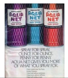 I couldn't have survived the 80s without this stuff!