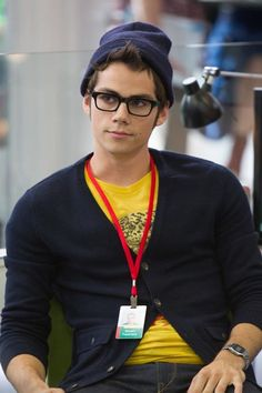 Dylan O'Brien in The Internship (aka Andrew Garfield's look alike)