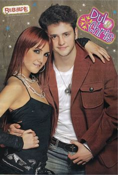 Roberta y Diego