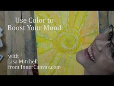 [Video] Use Color to Boost Your Mood | Creative Continuing Education for Therapists - Creative Continuing Education for Therapists