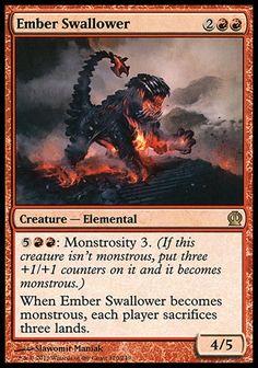 Ember Swallower