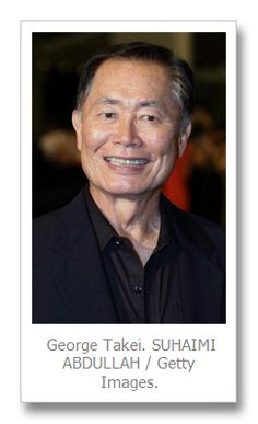 George Takei to receive National Leadership award from National Gay and Lesbian Task Force in Miami | Steve Rothaus' Gay South Florida