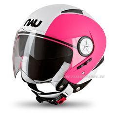Nau Bicolor Jet #helmet #motorcycle