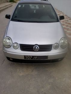 Annonce de vente de voiture occasion en tunisie VOLKSWAGEN POLO Ben Arous