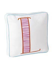 Schoolhouse Letter Pillows