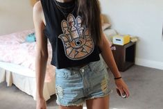 New hipster outfit. ♡... Summer Fashion
