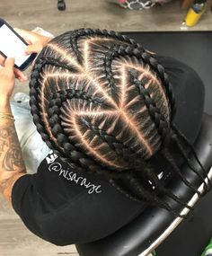black mens hairstyles braids